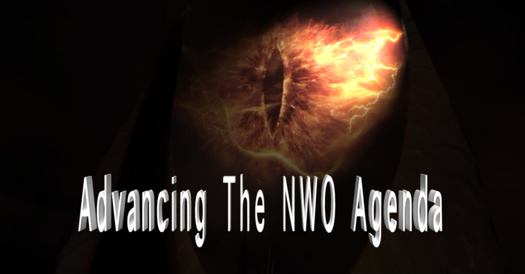 Advancing The New World Order Agenda