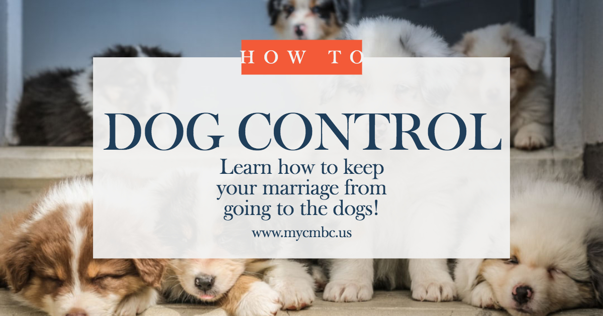 Keep Your Marriage From Going To The Dogs