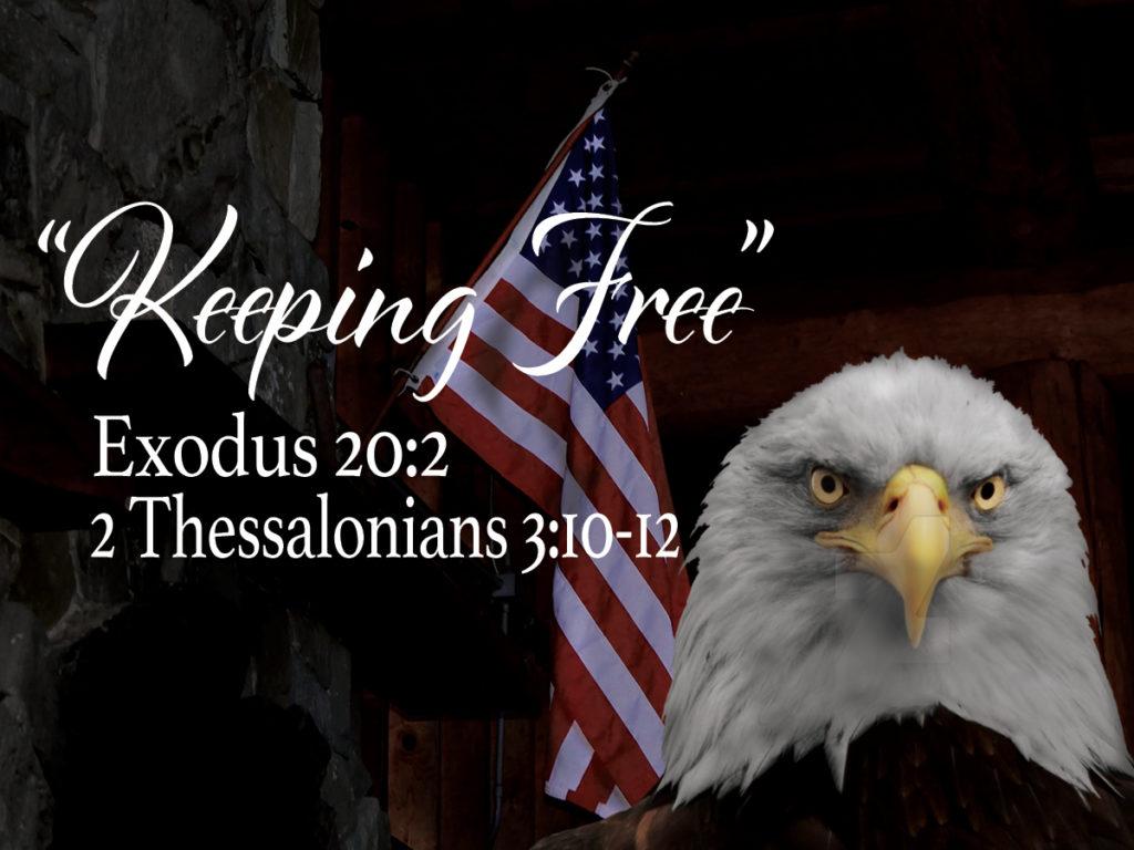 Keeping Free